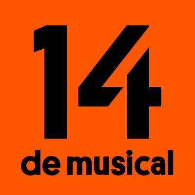 Bekendmaking 14 de musical gaat viral!